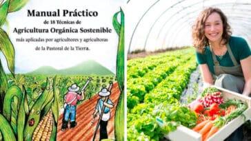 Guía de Agricultura Orgánica Sostenible PDF - Cultivando Flores