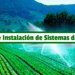 Guía de Instalación de Sistemas de Riego Automático en PDF - Cultivando Flores