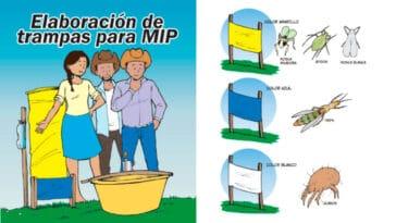 Guía para Elaborar Trampas para MIP PDF - Cultivando Flores