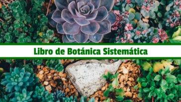 Libro de Botánica Sistemática PDF - Cultivando Flores